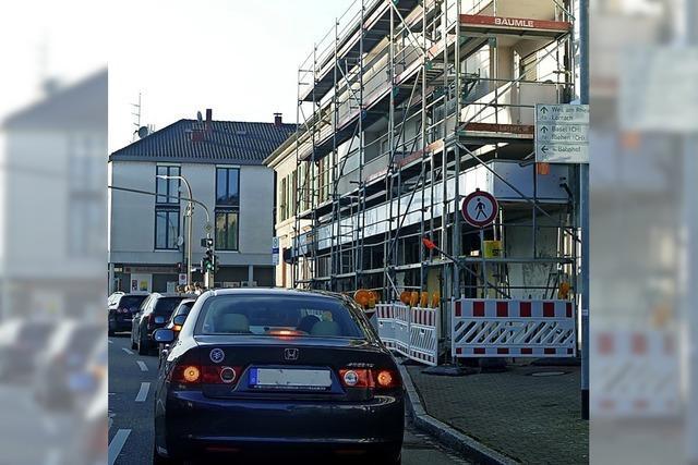 Bürgerbüro wird barrierefrei