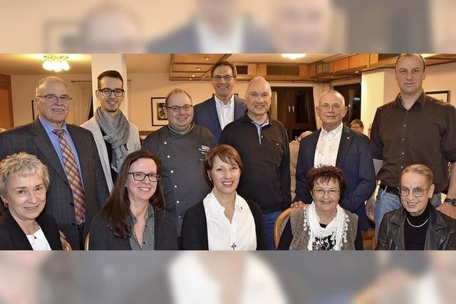 Freie Wähler wollen auf Platz zwei im Gemeinderat landen