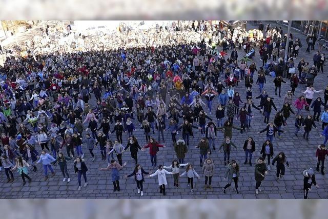 Tanzen gegen Unterdrückung und Gewalt