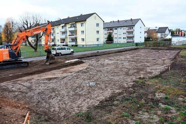 Römerrelikte: Ohne Grabung keine Sozialwohnungen