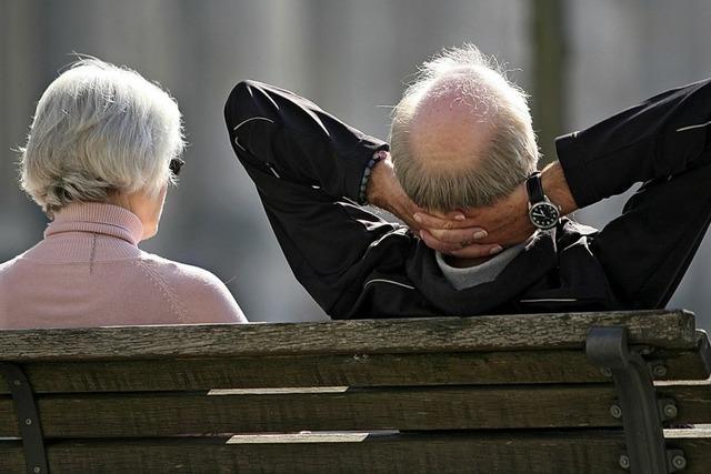 Wenn Lörrachs Bürger älter werden