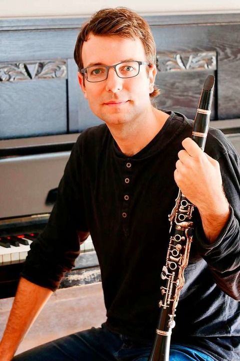 Initiator des Bläserfestivals: der Freiburger Klarinettenprofessor Kilian Herold  | Foto: Barbara Herold