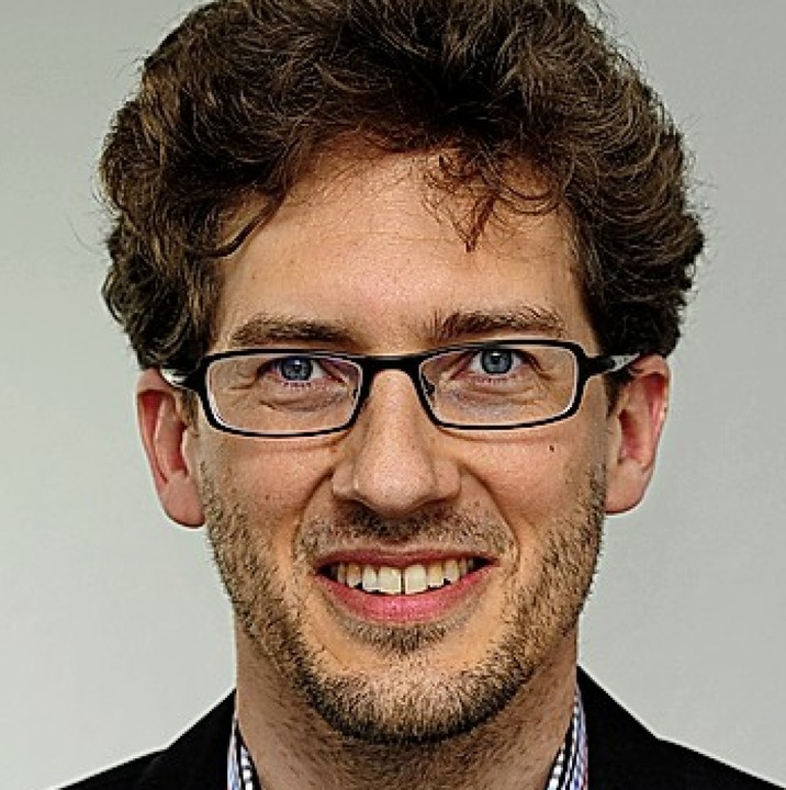 Tim Krieger  | Foto: Uni Freiburg