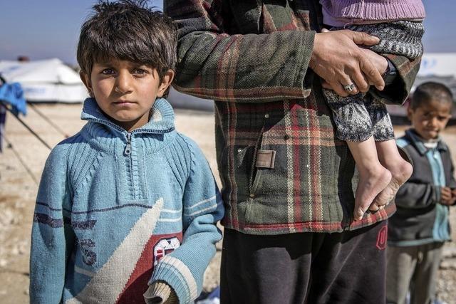 Jedes fünfte Kind lebt im Krieg