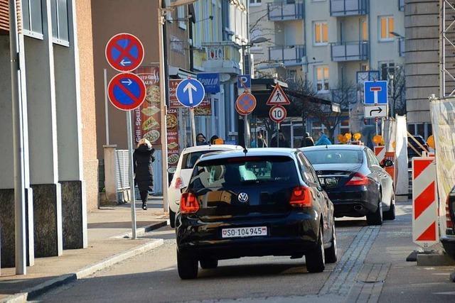 In Rheinfelden fehlen Parkplätze für Mitarbeiter