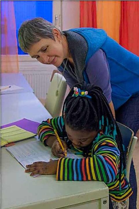 Was es nach wie vor gibt, ist die Hausaufgabenbetreuung .  | Foto: privat