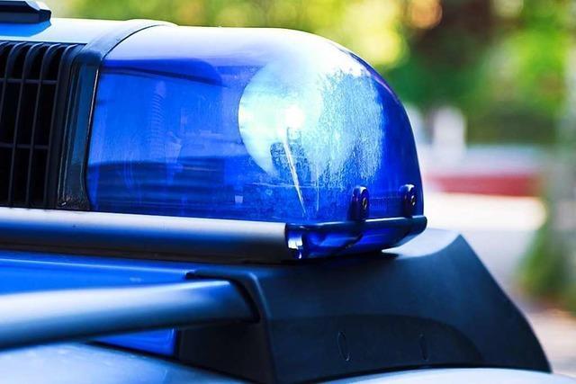 Heftiger Unfall zwischen Schopfheim und Maulburg
