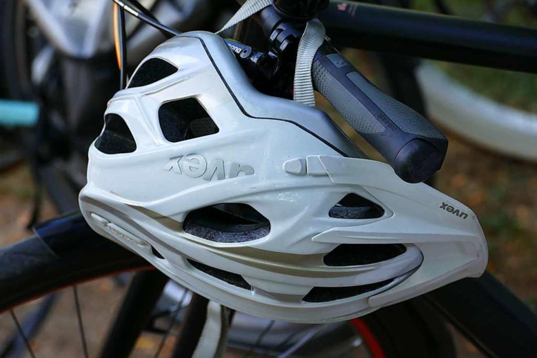 Das Fahrrad eines 18-Jährigen bleibt o...ollstelle  ignoriert hat (Symbolbild).  | Foto: Maja Tolsdorf
