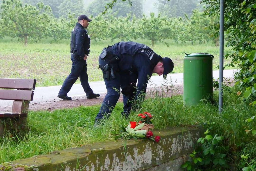 Trotz intensiver Suche der Polizei nac...illimeter, ist bis heute verschwunden.  | Foto: Helmut Seller