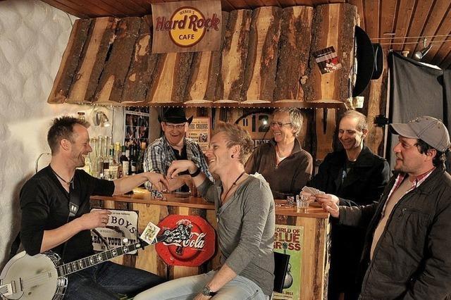 Blackwood Mary spielt in Emmendingen