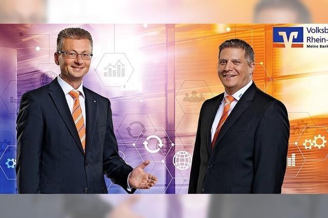 Volksbank trotzt den Rahmenbedingungen