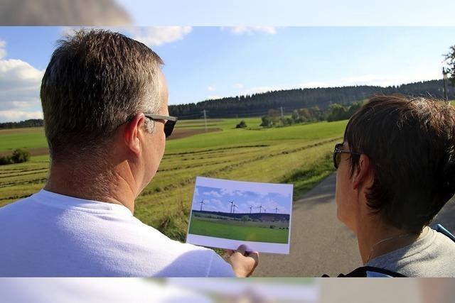 Windpark rückt von Waldhausen weg