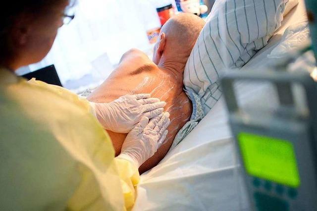 Eine schmerzhafte Lücke bei der Versorgung Schwerstkranker ist geschlossen