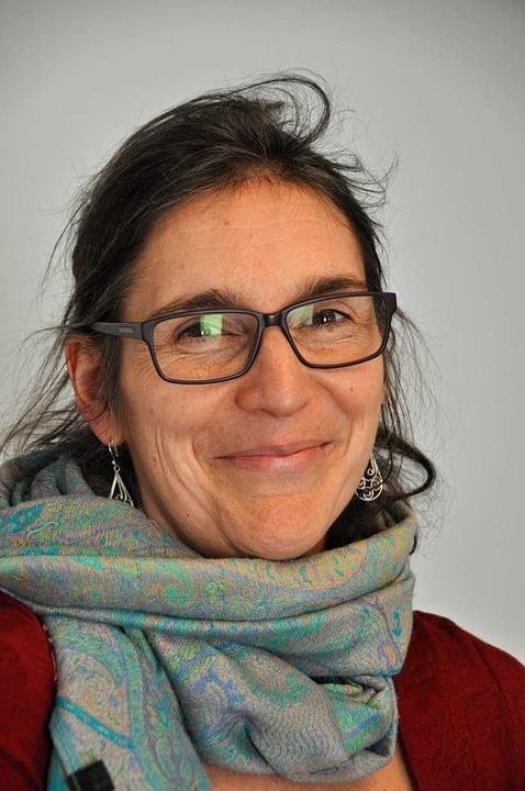 Sandra Diemand  teilt sich die ärztlic...st zugleich Geschäftsführer der gGmbH.  | Foto: Daniel Gramespacher