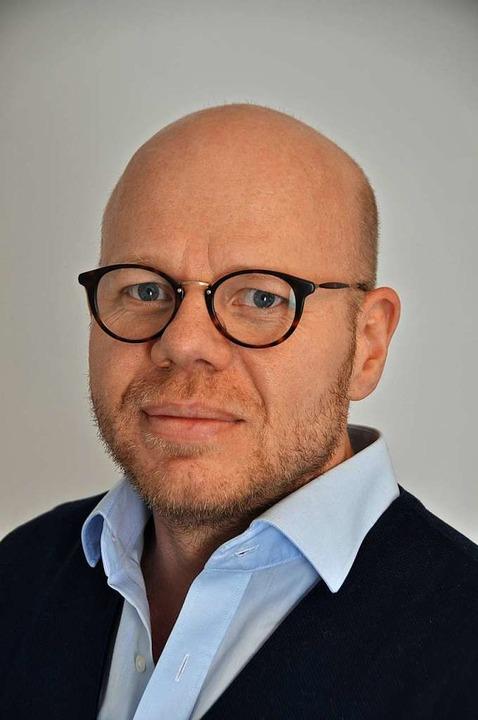 Mario Steffens  teilt sich die ärztlic...st zugleich Geschäftsführer der gGmbH.  | Foto: Daniel Gramespacher