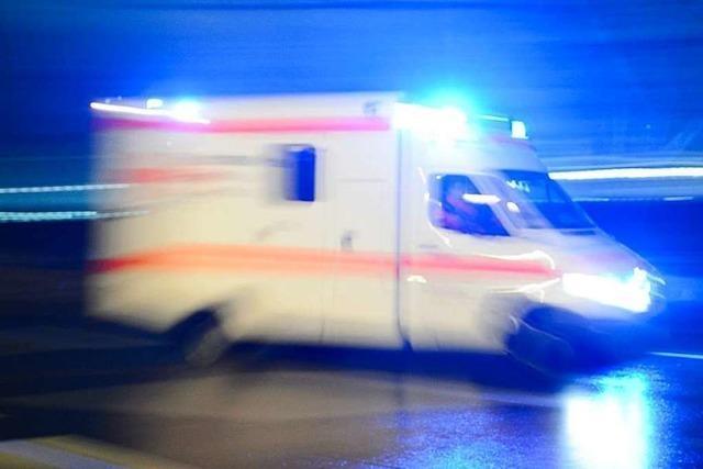 Staatsanwalt ermittelt gegen den Störer eines Rettungswagens wegen Verdachts der Nötigung