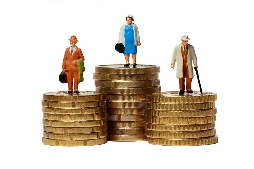 Altersarmut ist in Deutschland vergleichsweise selten.   | Foto: Stock.Adobe