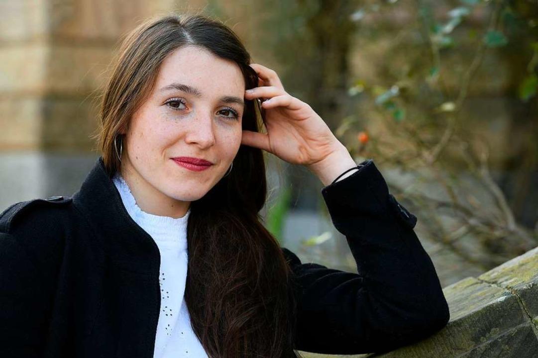 Auch ihre Eltern sind Schauspieler: Rosa Thormeyer  | Foto: Thomas Kunz