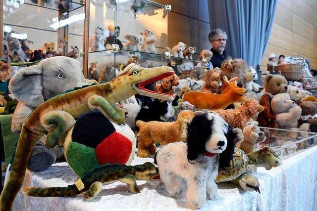 Spielzeugbörse in der Neuen Messe