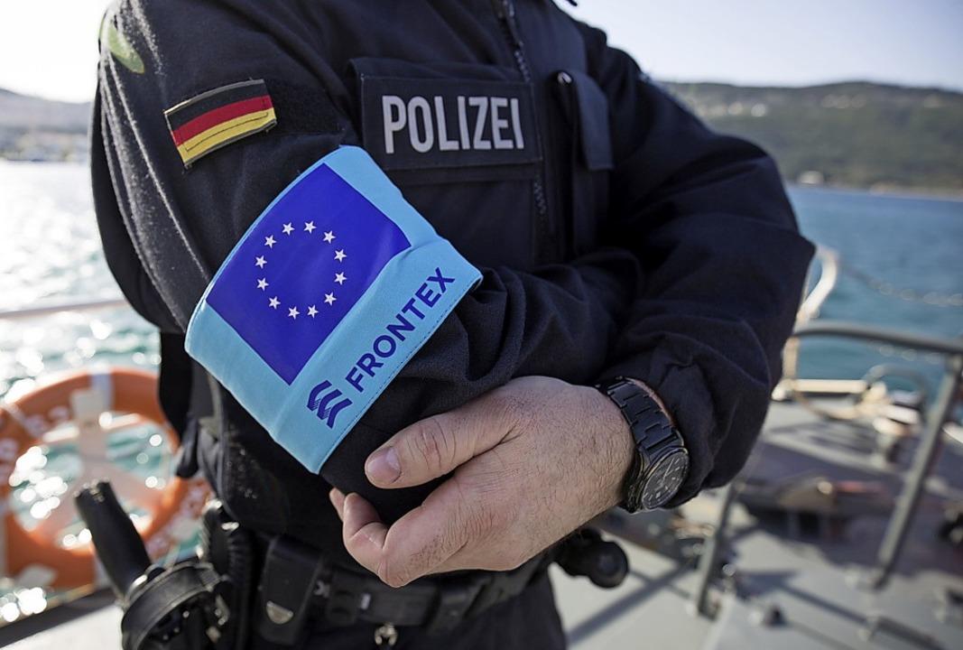 Den Ausbau von Frontex hält Migrationsexperte Knaus für sinnlos.  | Foto: dpa