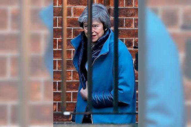 Theresa May – ohne Plan, ohne Rückhalt