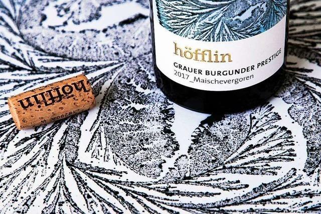Das Weingut Höfflin aus Bötzingen überzeugt mit Naturwein