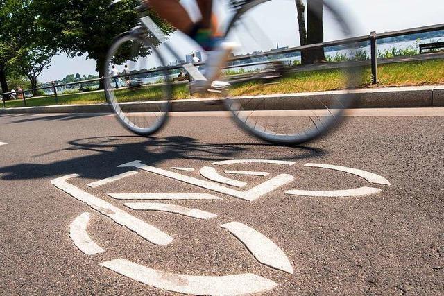 Radschnellweg entlang des Hochrheins kommt nicht
