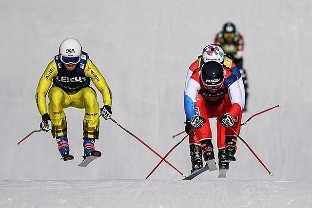 Florian Wilmsmann rast beim Weltcup am Feldberg auf Platz zwei