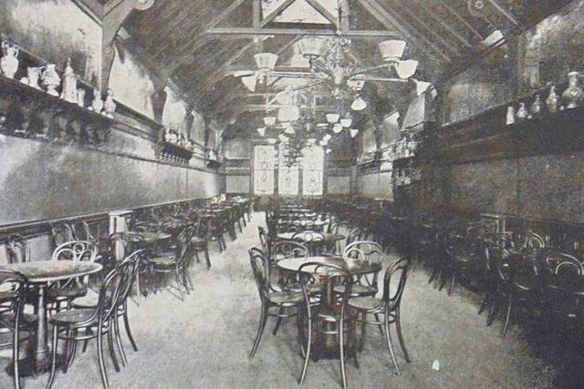 Warum eine Bierhalle in New York nach Scheffel benannt worden ist