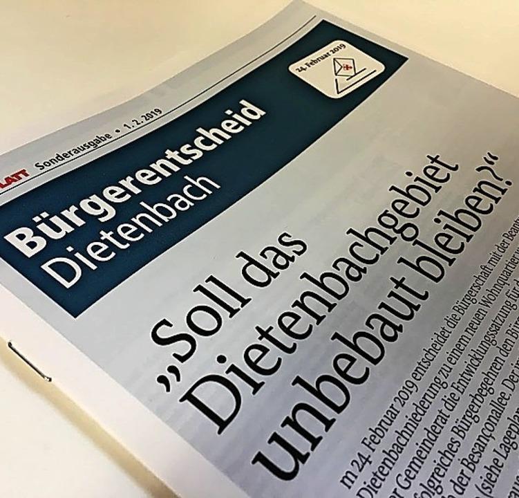 Nächste Woche wird die Frage geklärt.  | Foto:  buchheim
