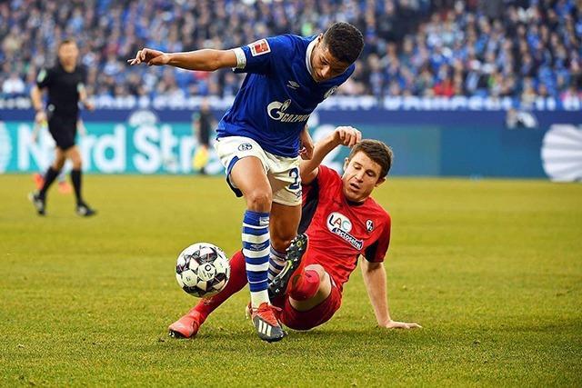 Schiedsrichter Willenborg steht auf Schalke im Mittelpunkt