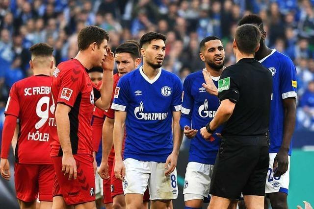 Der SC Freiburg verliert zwei Punkte – und Christian Günter
