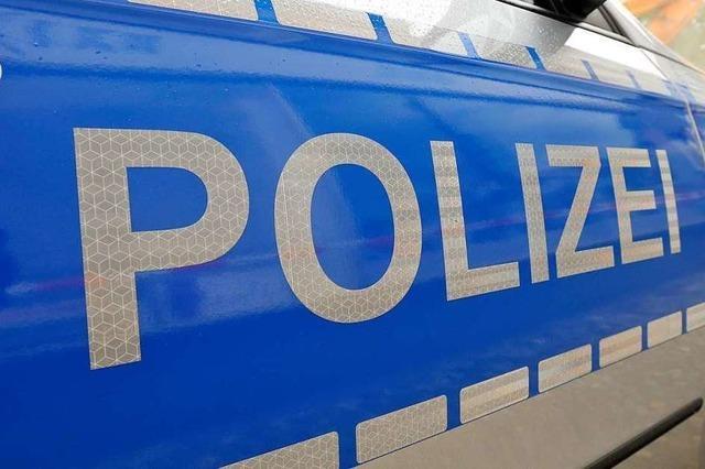 Schwerer Verkehrsunfall auf der B3 bei Efringen-Kirchen