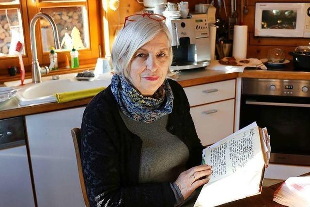 Flora Jägler überliefert Rezepte – detailliert und handgeschrieben