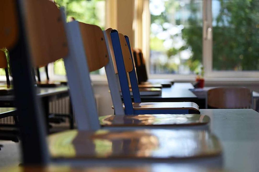 An Schulen, Hochschulen und Unis könnt... Woche zu Unterrichtsausfällen kommen.  | Foto: Jonas Hirt