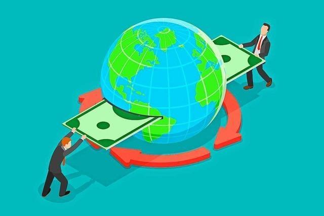 Wieso man beim Geldtransfer ins Ausland genau vergleichen sollte