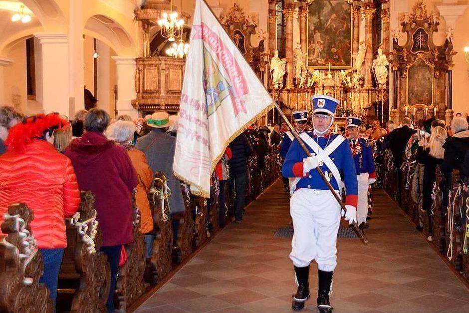 Impressionen vom Doppelfest: Offenburger Narrentag und großes Narrentreffen der VSAN, Vereinigung schwäbisch-alemannischer Narrenzünfte (Foto: hrö)