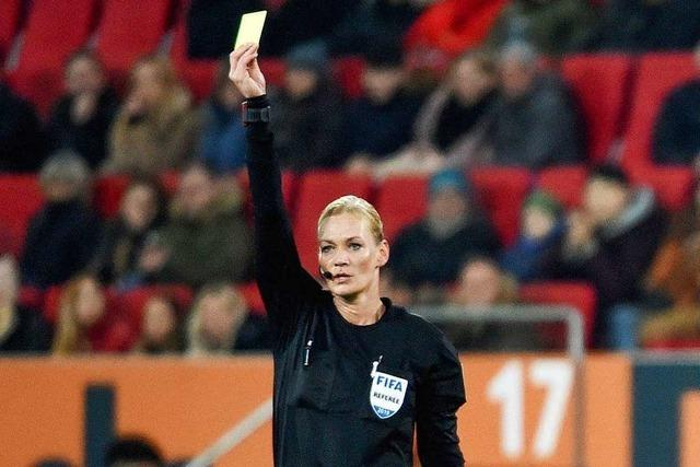 Iran will Bundesliga-Spiel wegen weiblicher Schiedsrichterin nicht ausstrahlen