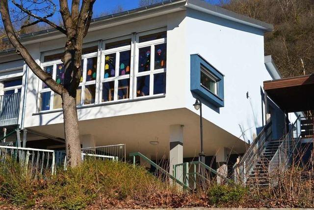 Einweihungsfest für den Anbau des Niederrimsinger Kinderhauses