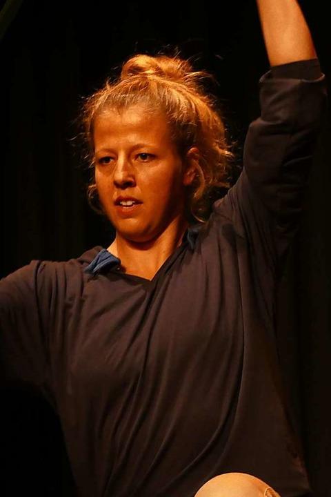 Solvejg Weyeneth,  | Foto: Yvonne Siemann
