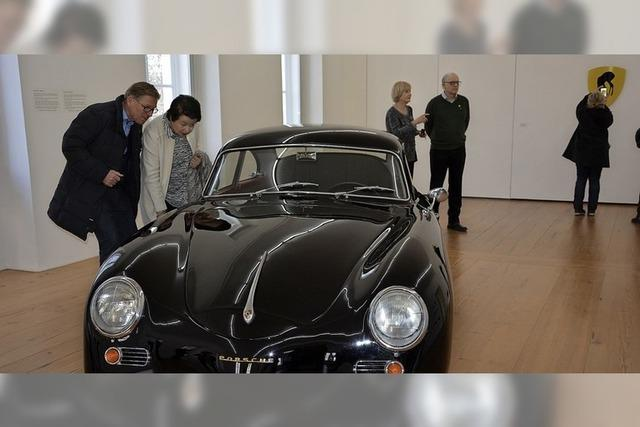 Mythos Auto im Museum