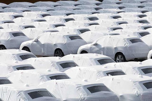 Strafzölle auf Autoimporte in die USA möglich