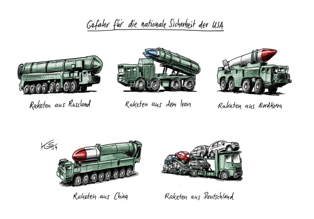 | Foto: Karikatur: Stuttmann