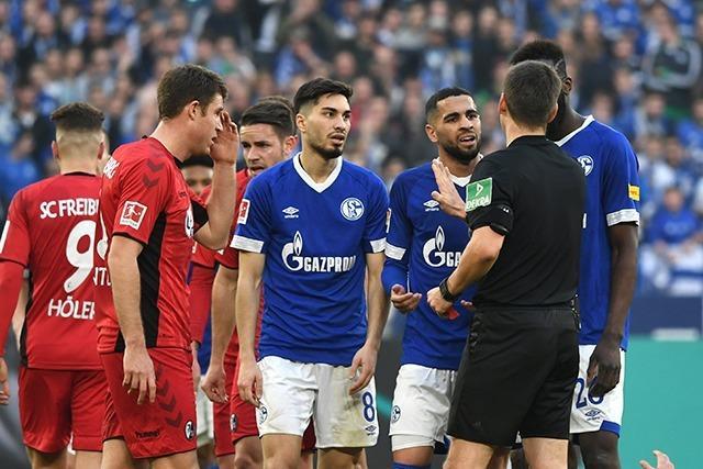 Wenn die Hoffnung des SC Freiburg tiefer Frustration weicht