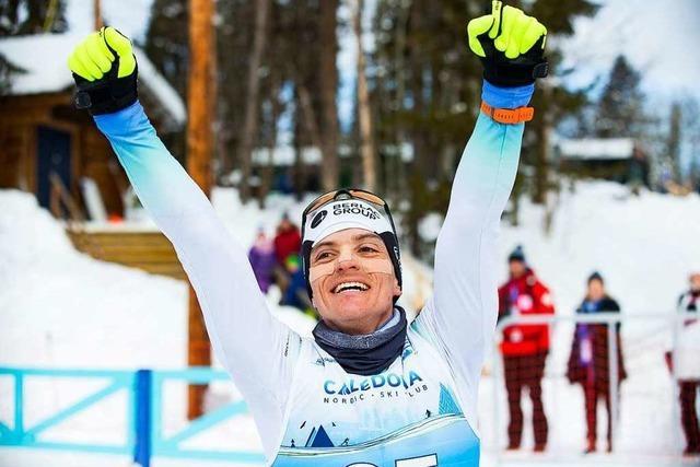 Gundelfinger Martin Fleig erstmals Weltmeister im Langlauf