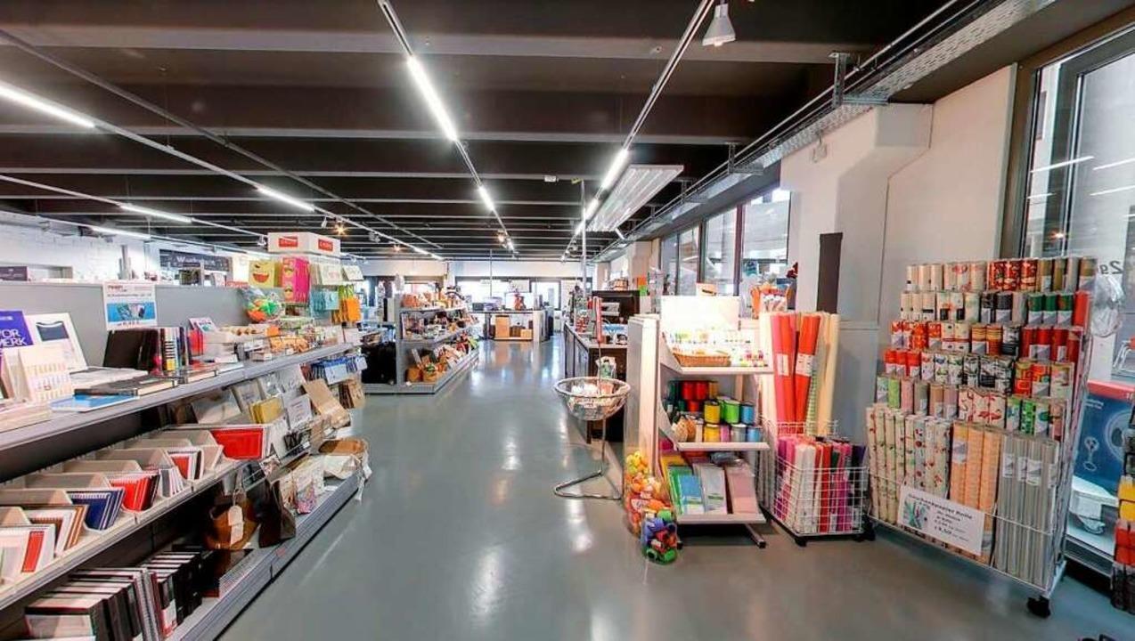 Der Officeo2Go Shop von Resin in Binzen  | Foto: BerlinFive GmbH