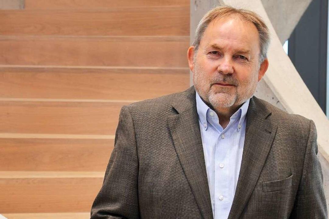 Geschäftsführer Friedrich Resin  | Foto: Resin GmbH