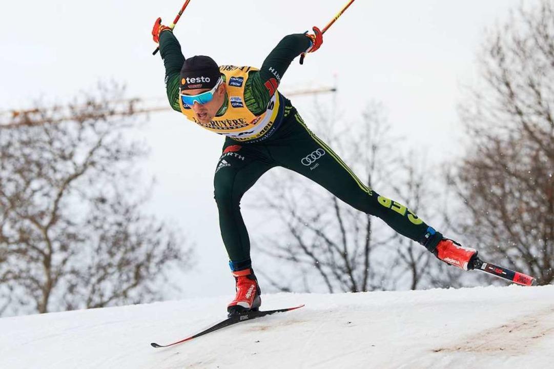 Janosch Brugger, Skilangläufer  | Foto: dpa