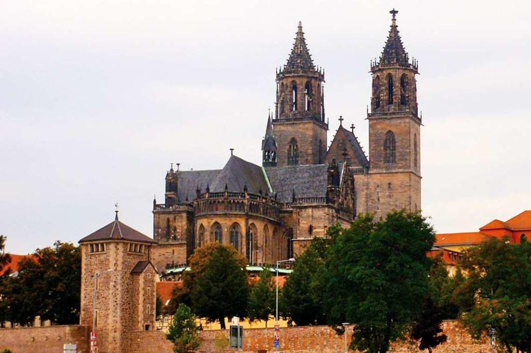Der Magdeburger Dom  | Foto: Patrick Reitz (M-tours Live Reisen GmbH)