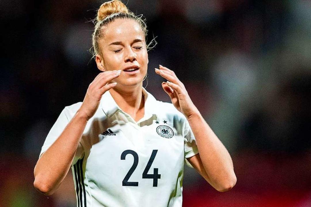 Für die deutsche A-Nationalmannschaft ...n bisher vier Länderspiele bestritten.  | Foto: dpa